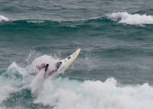 Cornish Open Surf Kayak Competition